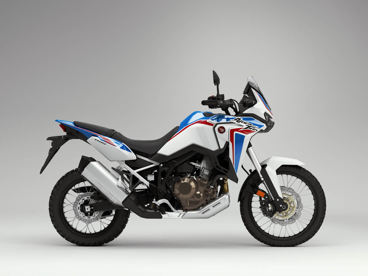 2021 Honda Africa Twin 1100 Review / Specs + Changes Explained | 2021 CRF1100L Adventure Motorcycle DCT Automatic