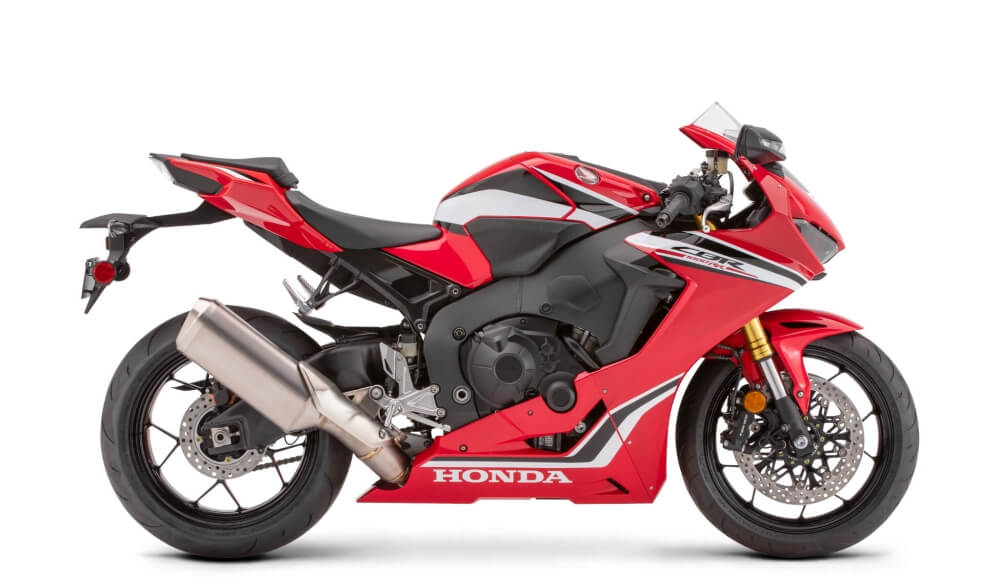 2021 Honda CBR1000RR Review / Specs - Changes, HP Performance Info, Price, Weight + More!