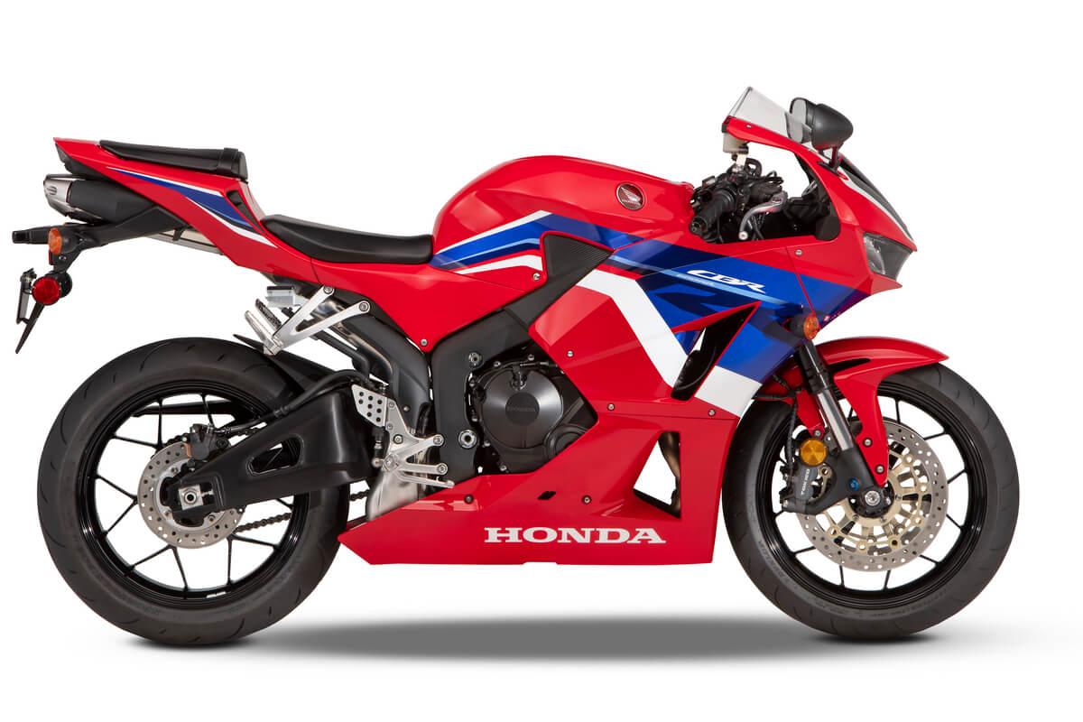 2021 Honda CBR600RR Review / Specs & Changes Explained (USA Spec) CBR 600RR Sport Bike / Motorcycle