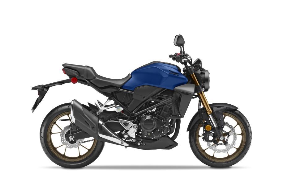 2021 Honda CB300R ABS Review / Specs