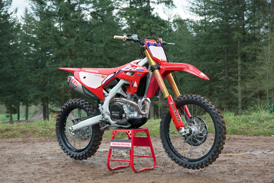 2021 Honda CRF450RWE Review / Specs | Price, Release Date, Changes, Colors + More!