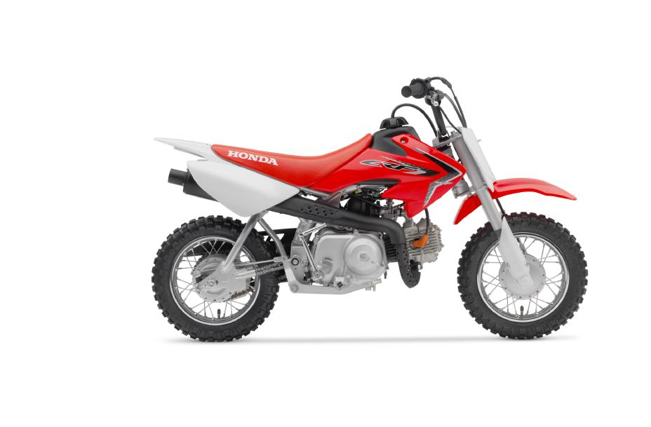 2021 Honda CRF50F Review / Specs