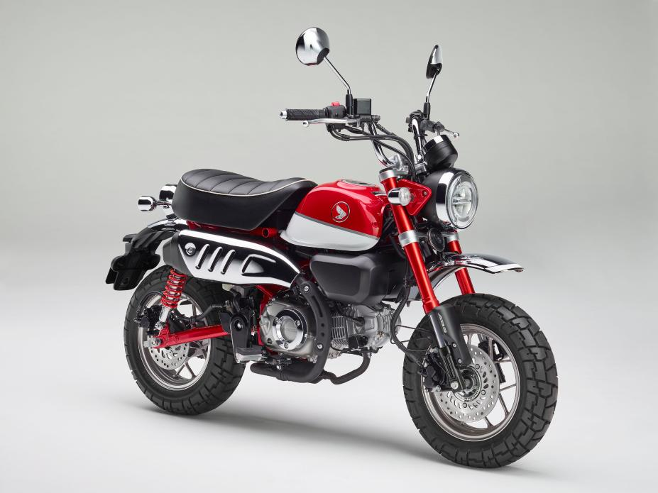 2021 Honda Monkey 125 Review / Specs | Price, Release Date, Changes, Colors + More!