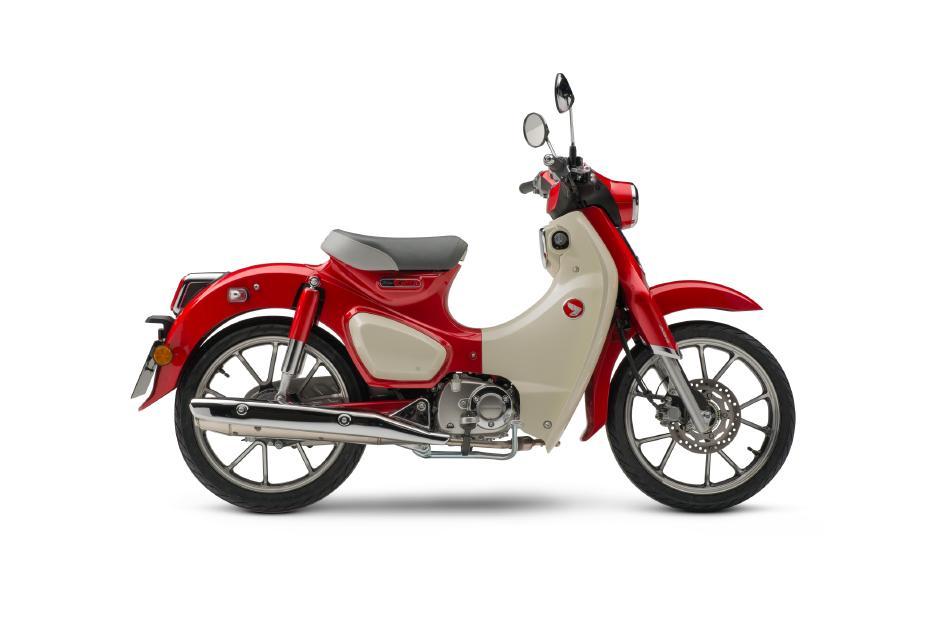 2021 Honda Super Cub 125 ABS Review / Specs