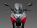 2021 Honda NC750X LED lights on | 750 cc Adventure Motorcycle with DCT Automatic Transmission / Manual
