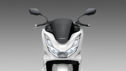 2021 Honda PCX Scooter Review / Specs | NEW LED Lights