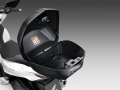 2021 Honda PCX Scooter Accessories: Trunk / Storage area