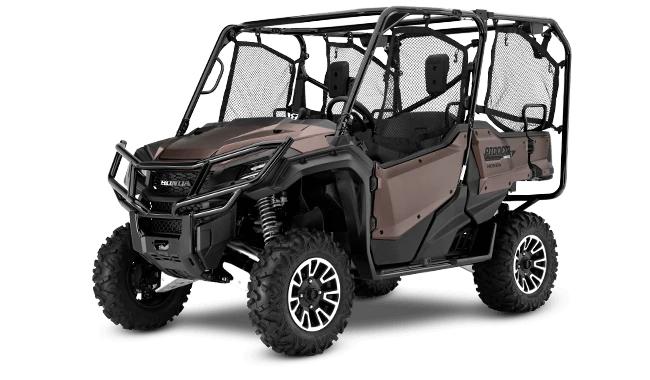 2021 Honda Pioneer 1000-5 Limited Edition (LE) | Review / Specs | Matte Molasses Brown SXS10M5LE