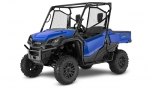 2021 Honda Pioneer 1000 Deluxe (Blue)| Review / Specs (SXS10M3D)