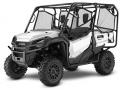2021 Honda Pioneer 1000-5 Deluxe (White) | Review / Specs (SXS10M5D)