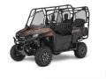 2021 Honda Pioneer 700-4 Deluxe Moose Brown | Review / Specs (SXS700M4D)