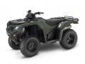 2021 Honda Rancher 420 4x4 ATV | TRX420FM1 Review & Specs