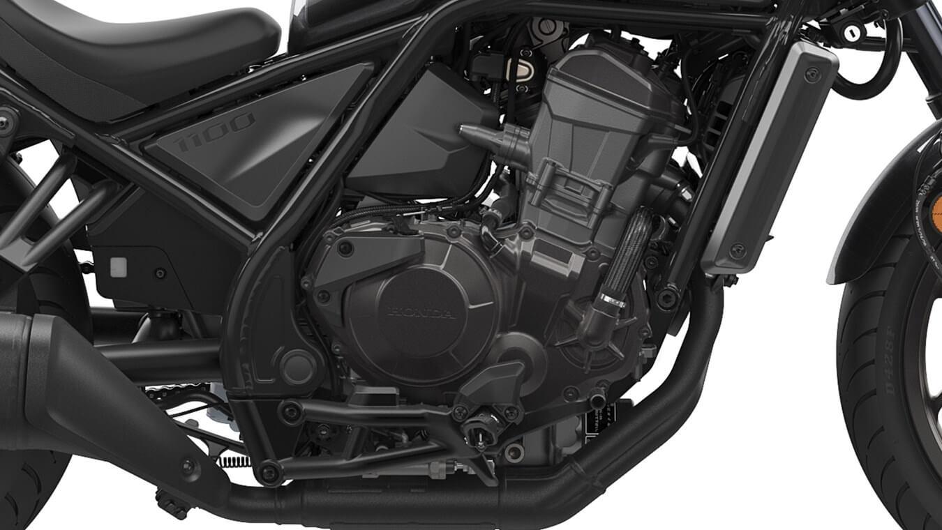 2021 Honda Rebel 1100 Manual Transmission Review / Specs | 1100cc Cruiser Motorcycle | CMX1100 / CMX