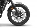 2021 Honda Rebel 1100 ABS Brakes Review / Specs | 1100cc Cruiser Motorcycle | CMX1100 / CMX