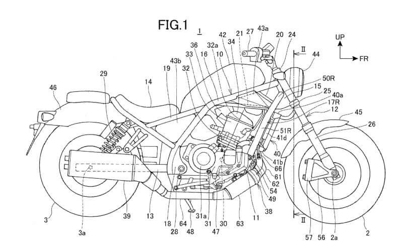 New 2021 Honda Rebel 1100 Cruiser Motorcycle Patents Leaked   Release Date Soon...