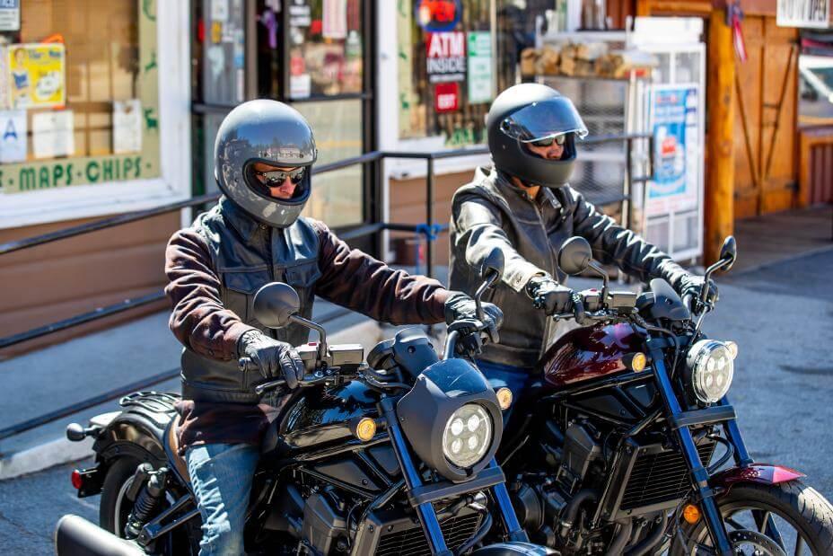 2021 Honda Rebel 1100 Ride Review / Specs