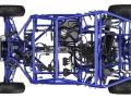 2021 Honda Talon 1000 FOX Live Valve Review / Specs: Chassis / Frame Stripped