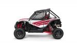 2021 Honda Talon 1000R Red / White