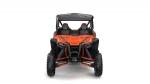 2021 Honda Talon 1000X Orange