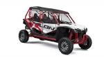 2021 Honda Talon 1000X-4 FOX Live Valve Review / Specs | 4-seater Sport SxS / UTV / Side by Side