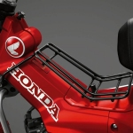 2021 Honda Trail 125 / CT125 Center Protector, Luggage Rack, Carrier | Accessories