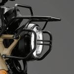 2021 Honda Trail 125 / CT125 Headlight Guard   Accessories