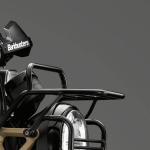 2021 Honda Trail 125 / CT125 Top Front Carrier, Luggage Rack | Accessories