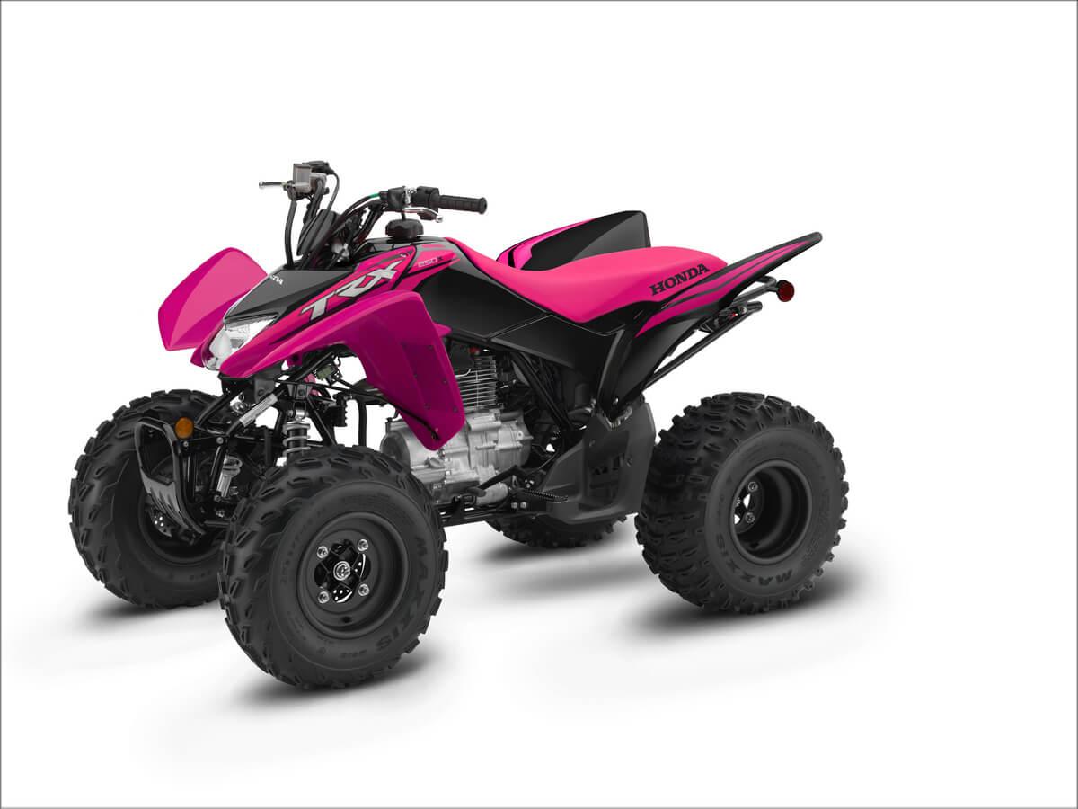 2021 Honda TRX250X Sport ATV / Quad Review & Specs