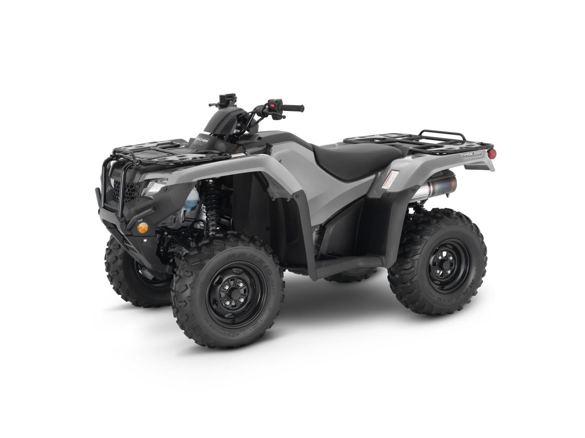 2022 Honda Rancher 420 DCT IRS EPS ATV Review - Specs TRX420FA6