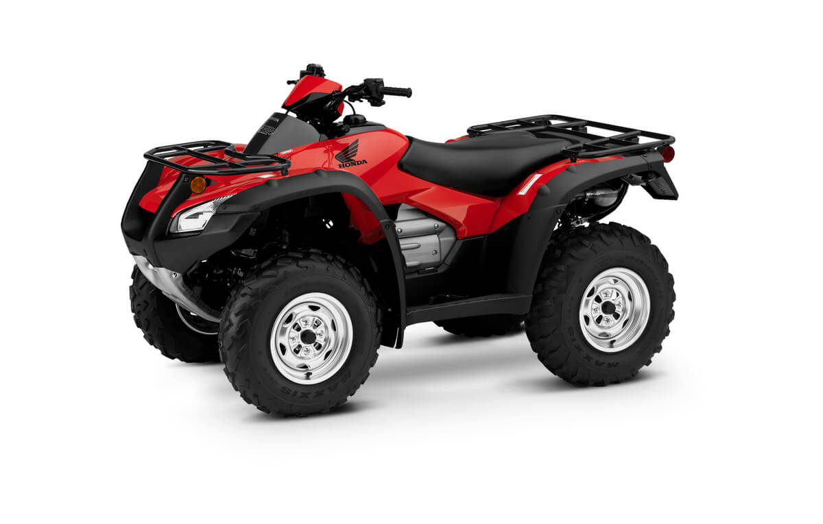 2022 Honda Rincon 680 ATV Review / Specs | FourTrax 700 Class Four Wheeler