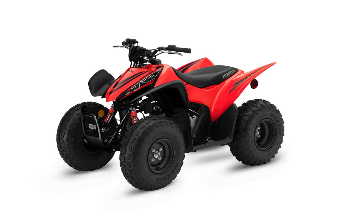 2022 Honda TRX90X   Kids / Youth ATV Review & Specs