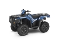 2022 Honda Rubicon Deluxe 520 DCT EPS ATV Review / Specs