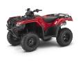 2022 Honda Rancher 420 DCT IRS ATV Review - Specs TRX420FA5