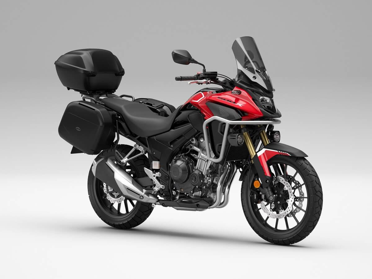 2022 Honda CB500X Accessories Review: Saddlebags, Trunk, Windshield, Fog Lights, Storage Options