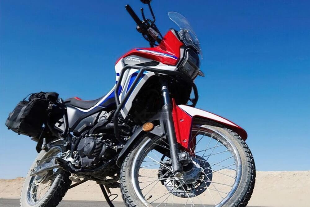 New 2022 Honda CRF190L Adventure Motorcycle Released   CRF Dual Sport Bike