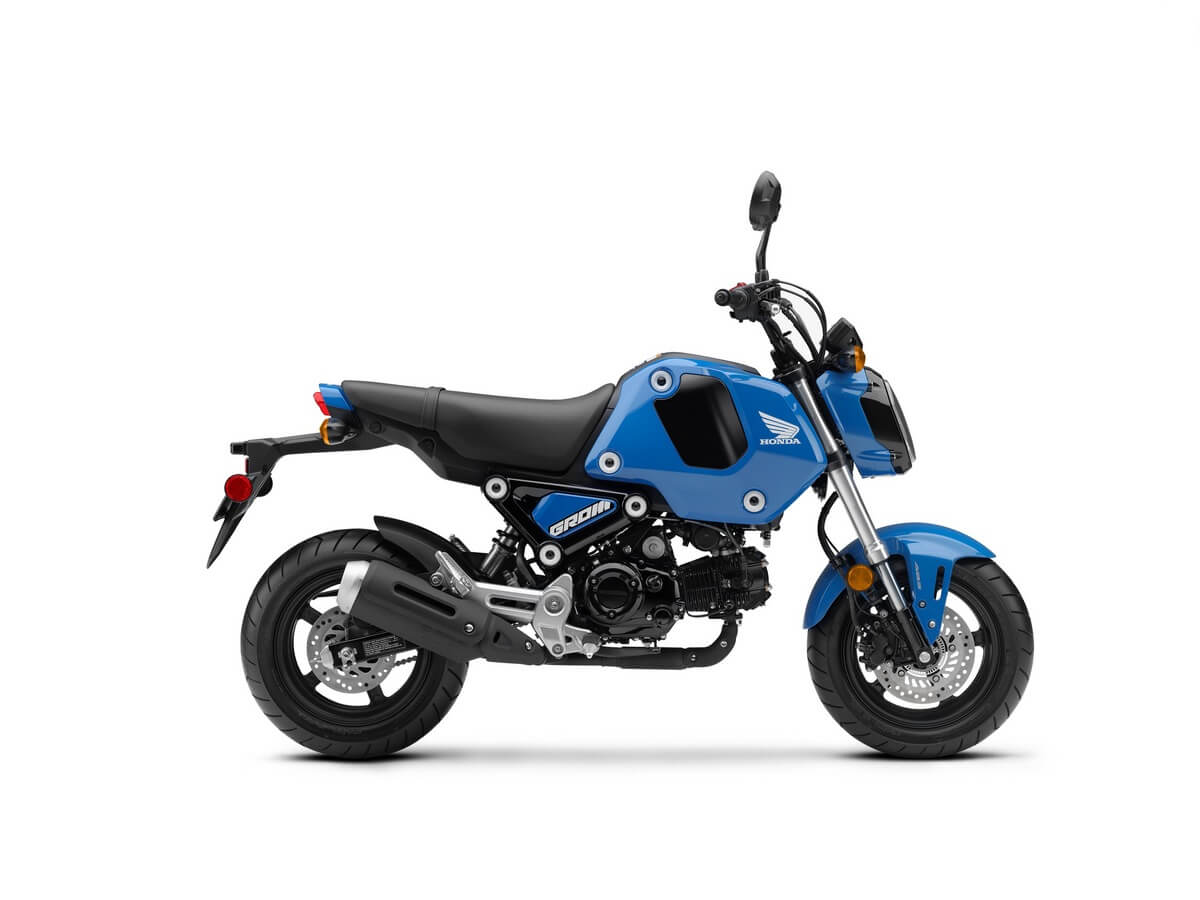 2022 Honda Grom ABS 125 Review / Specs + NEW Changes Explained!