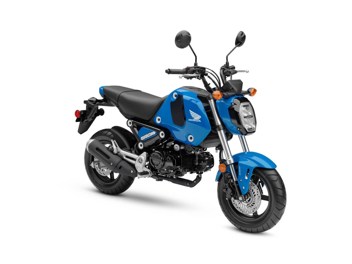 2022 Honda Grom 125 ABS Review / Specs + NEW Changes Explained!