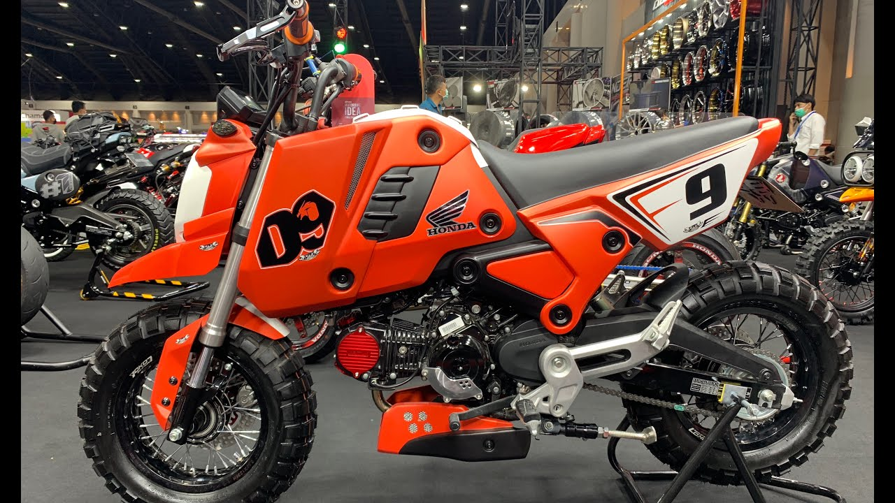 2021 honda grom 125 review / specs + new changes explained