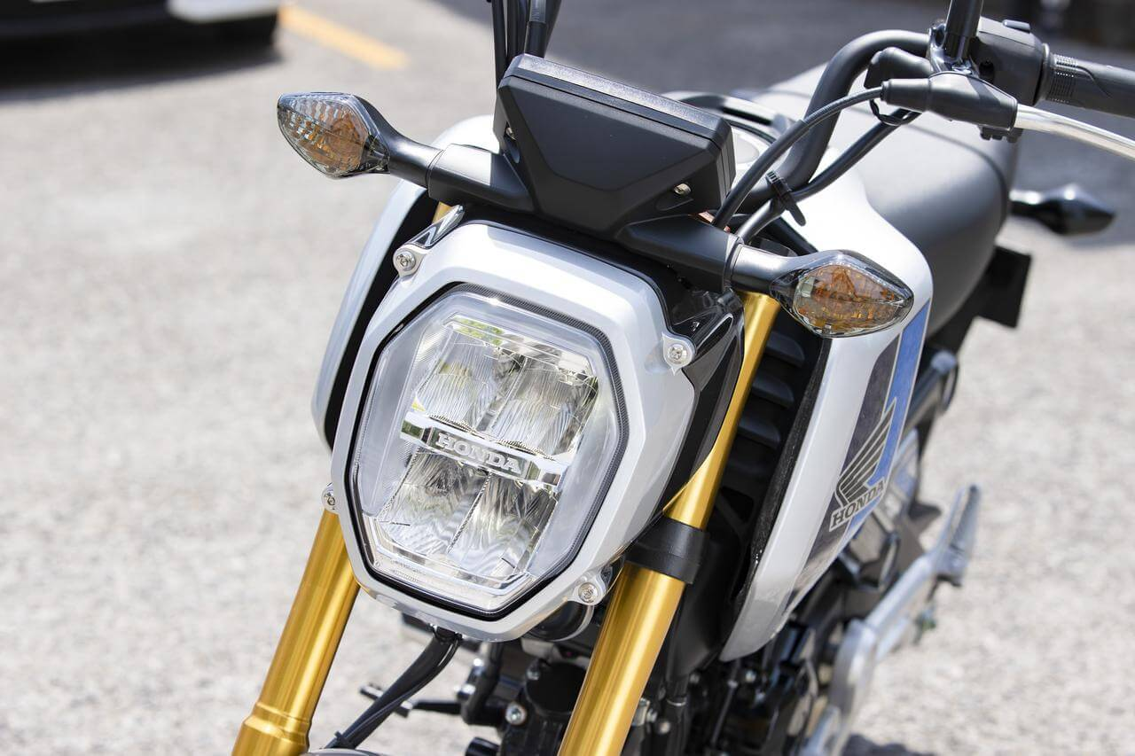 2022 Honda Grom 125 FS Limited Edition Motorcycle | Freddie Spencer Replica 125cc Mini Bike