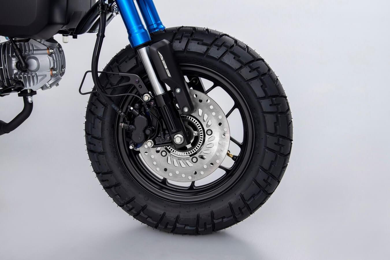 2022 Honda Monkey 125 Review, Specs, New Changes Explained + USA Information   125cc Motorcycle / Mini Bike   miniMOTO Vintage / Retro Bike