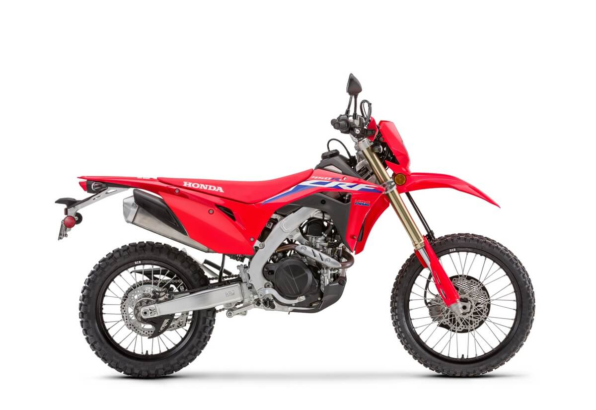2022 Honda CRF450RL Review / Specs | CRF 450 Dual Sport Motorcycle