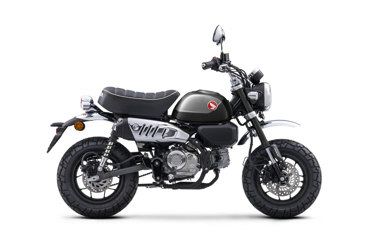 2022 Honda Monkey 125 Review / Specs + New Changes Explained