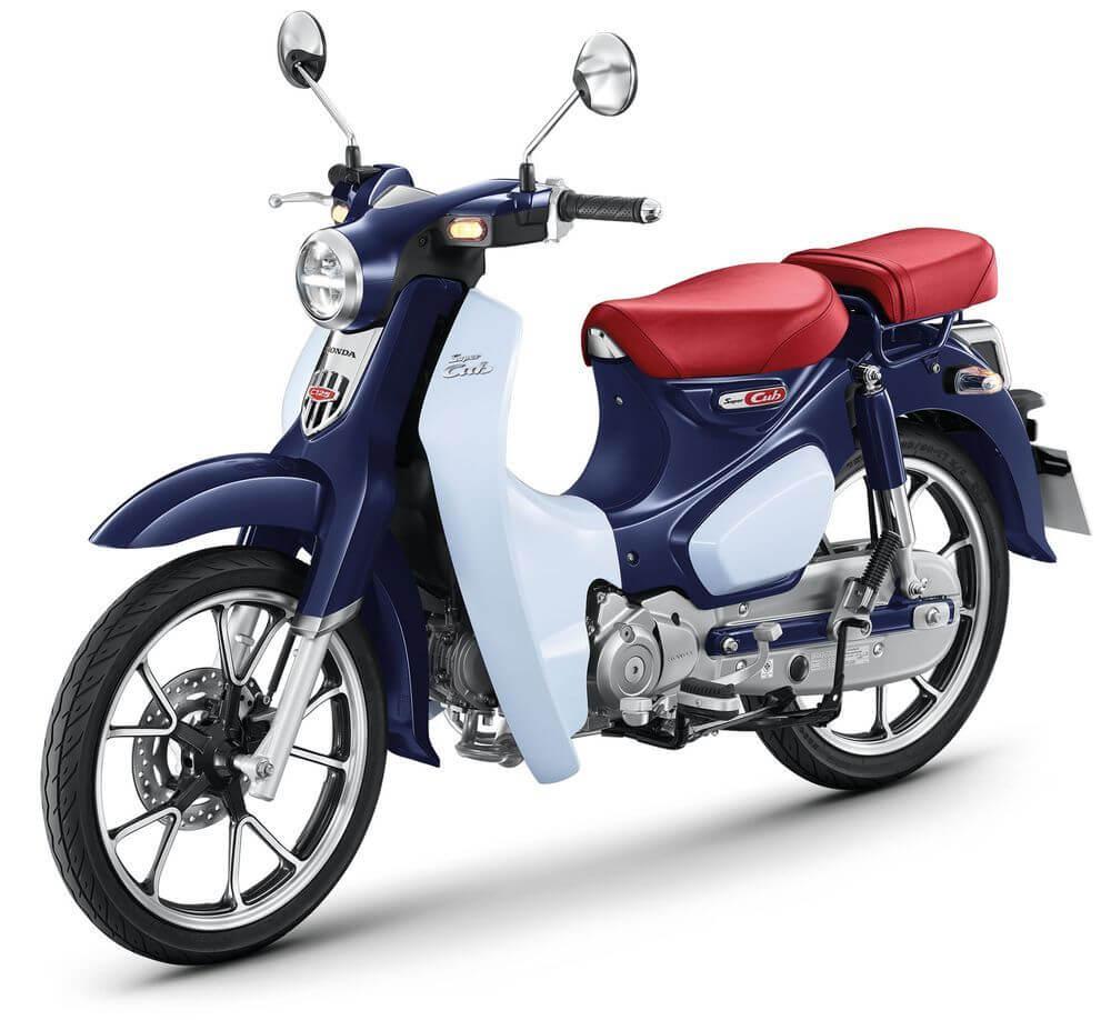 2022 Honda Super Cub 125 Scooter / Motorcycle | Reviews & Specs