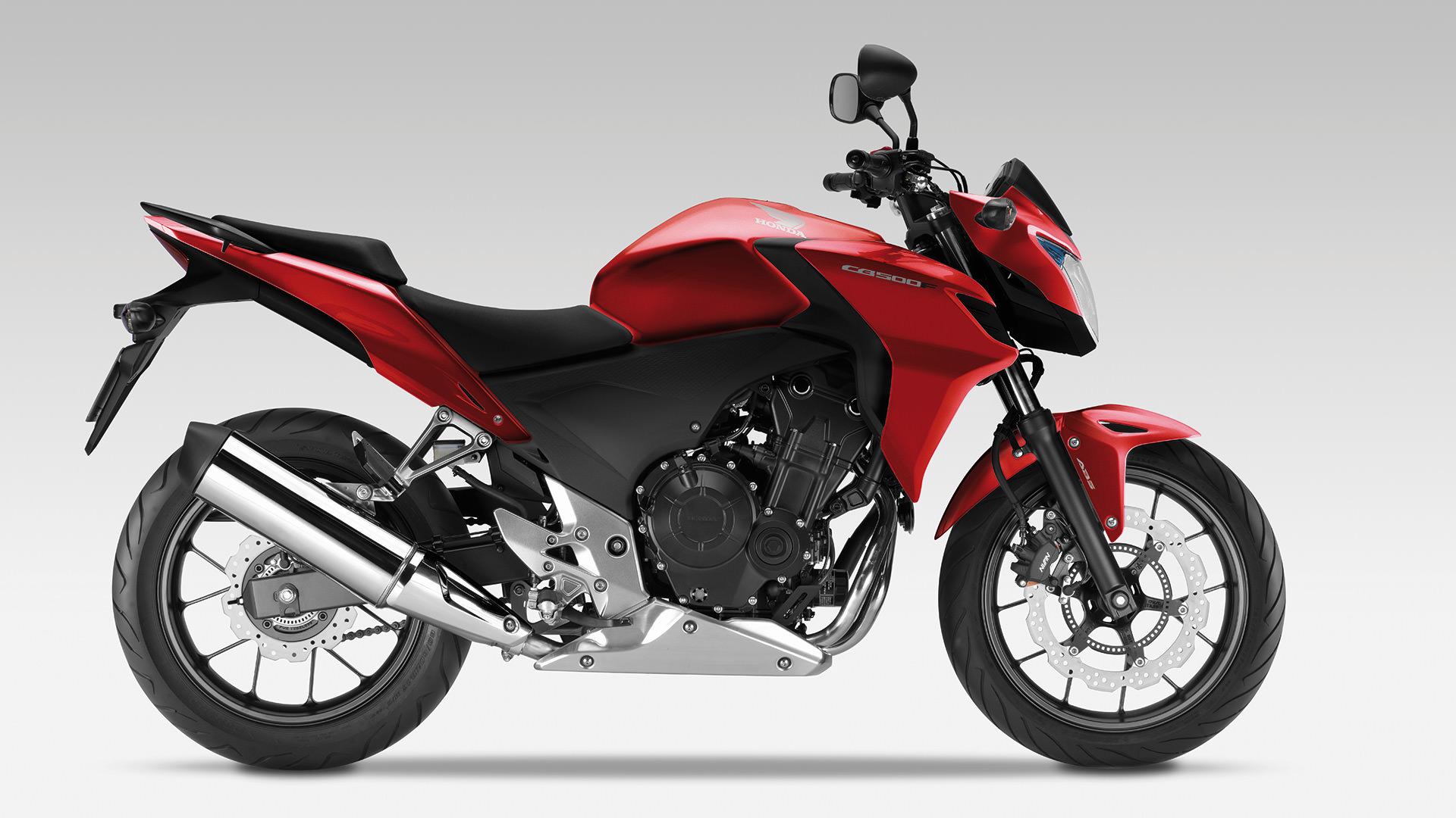 Honda CB500F Review / Specs - Naked CBR Sport Bike StreetFighter Motorcycle Horsepower, Torque, MPG, Price