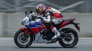 Honda CBR300R Review / Specs - CBR Sport Bike Motorcycle Horsepower, Torque, MPG, Price - CB300F