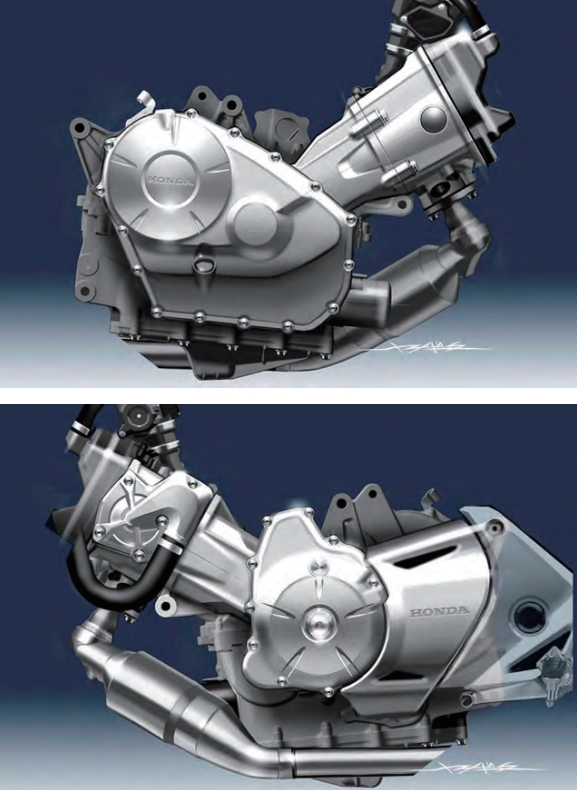 2018 Honda CTX 700 / NC 750 & 700 Motorcycle Engine Review / Specs - Motorcycle & Bike Information
