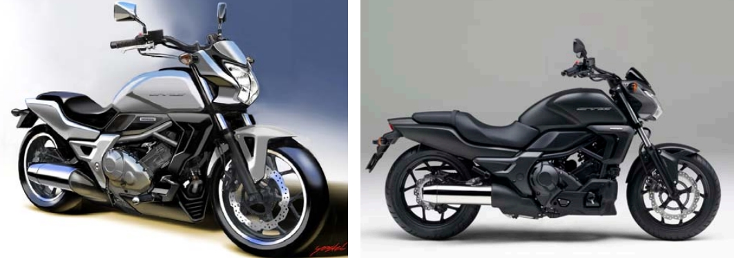 2018 Honda CTX700 DCT Review of Specs / Features | Automatic