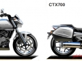 Honda CTX700 & CTX700N Concept / Prototype Motorcycle Pictures & Photos