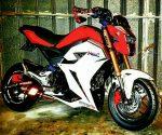 Custom 2017 Honda Grom / MSX 125 Motorcycle - Mini Naked Sport Bike / StreetFighter - MSX125SF