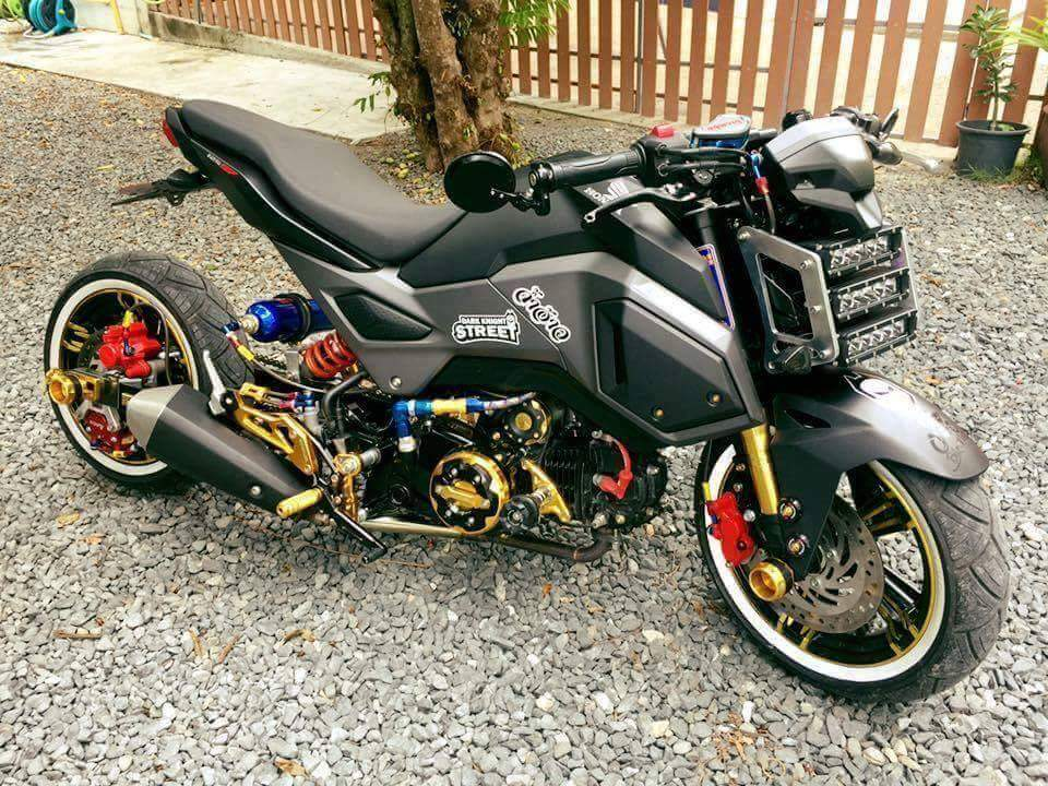 honda msx review  specs   motorcycle news  eicma  honda pro